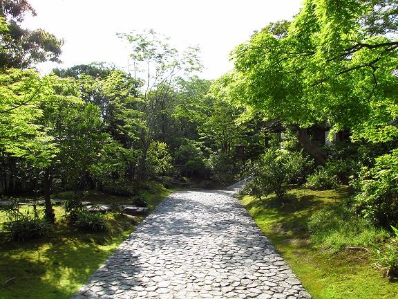 Himeji castle garden small