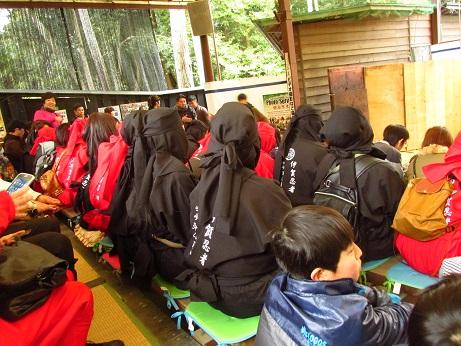 Iga 013 Ninjas watching ninjas