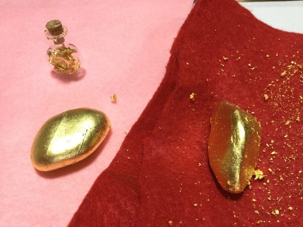 009 Gold Gilding Final Products