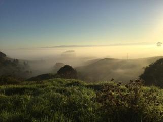 Hobbiton 001 Misty Mountains